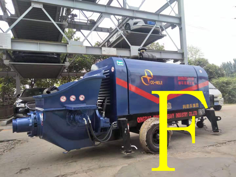 混凝土泵 青科重工 细石泵