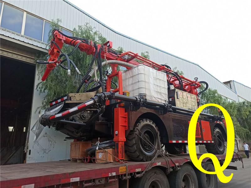 混凝土泵 免费黄色直播软件重工 濕噴台車